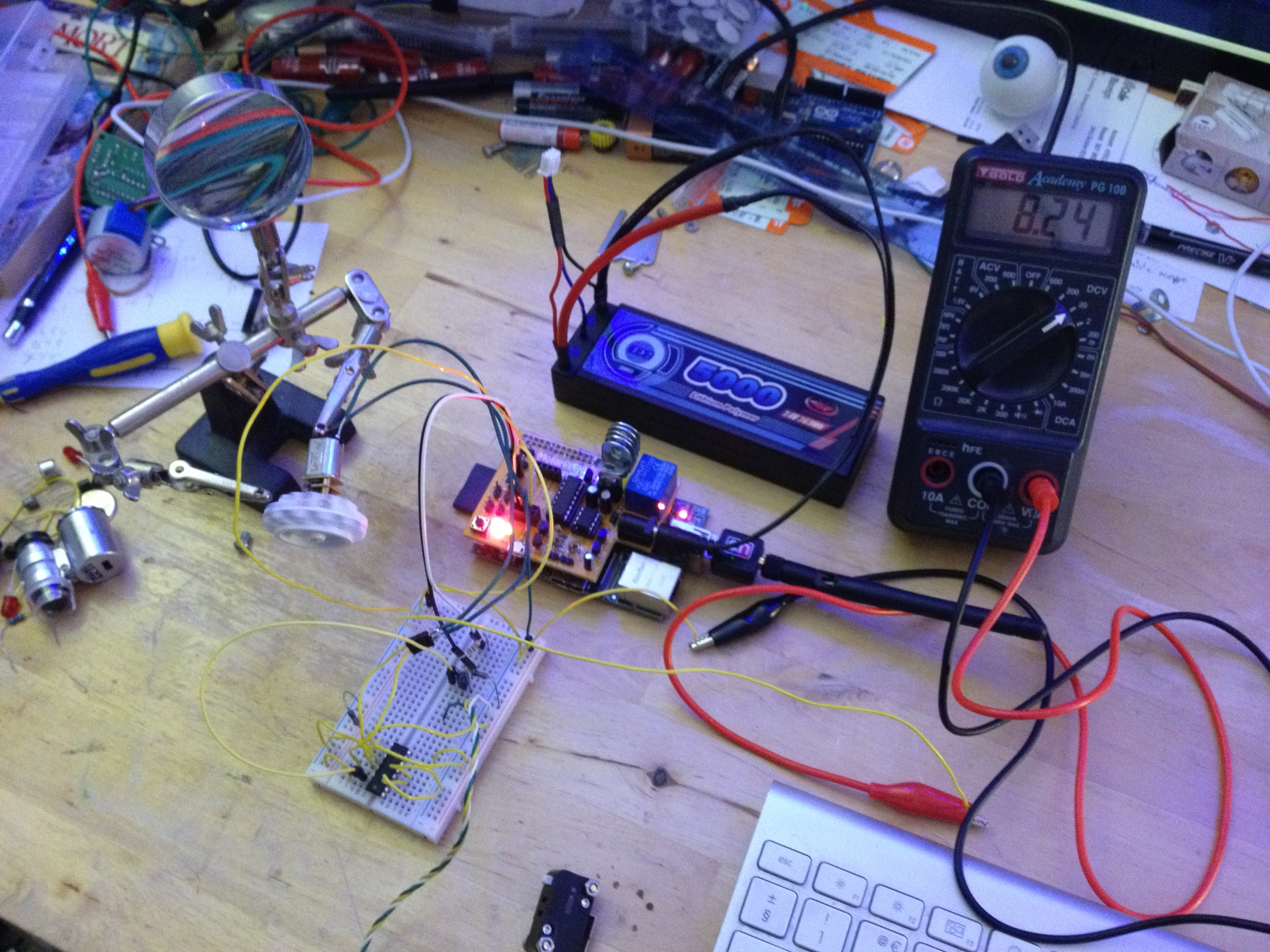 October 2013 Will Writes Motor Reversing Switches Electronics In Meccano Img 4418